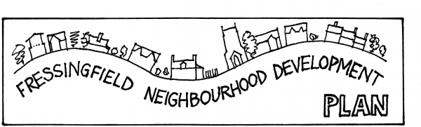 Fressingfield neighbourhood development Plan logo